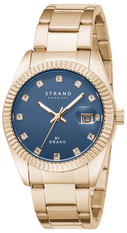 Strand S721LDVLSV - zegarek damski