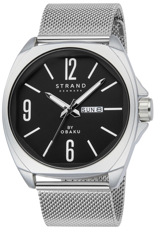 Strand S722GDCBMC - zegarek męski