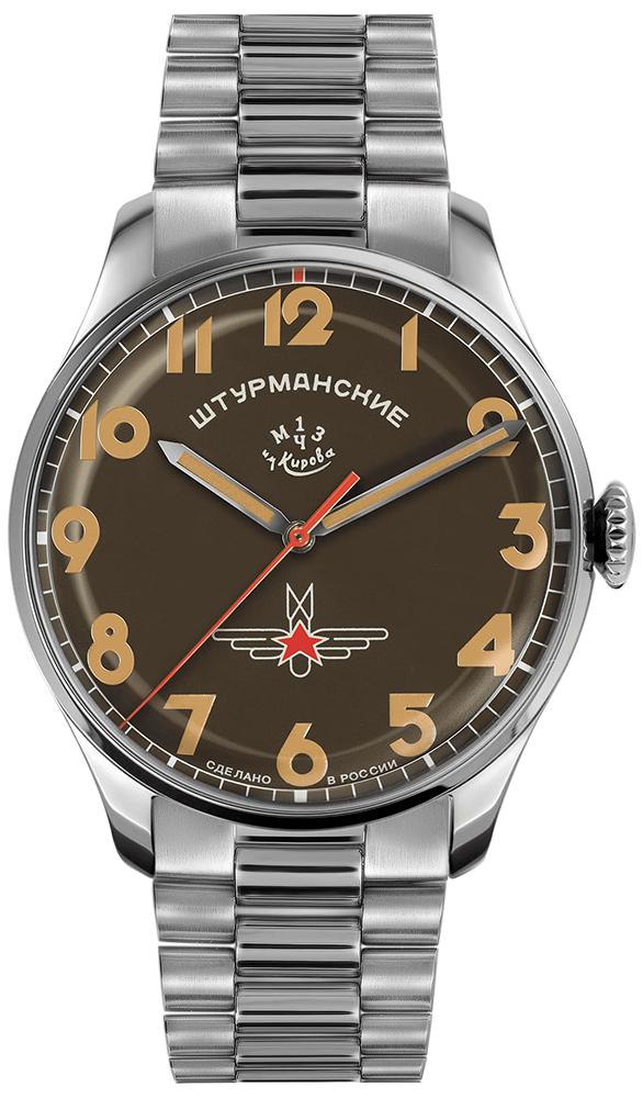 Sturmanskie 2416-3805145B - zegarek męski