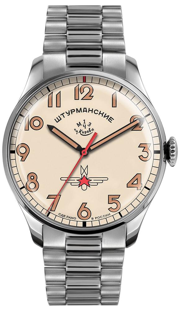 Sturmanskie 2416-3805146B - zegarek męski