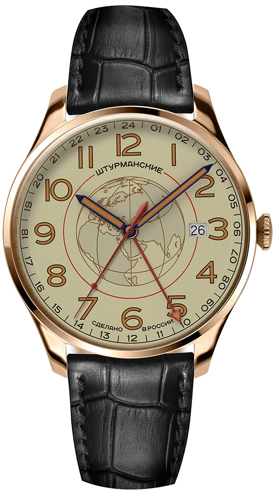 Sturmanskie 51524-1079664 - zegarek męski
