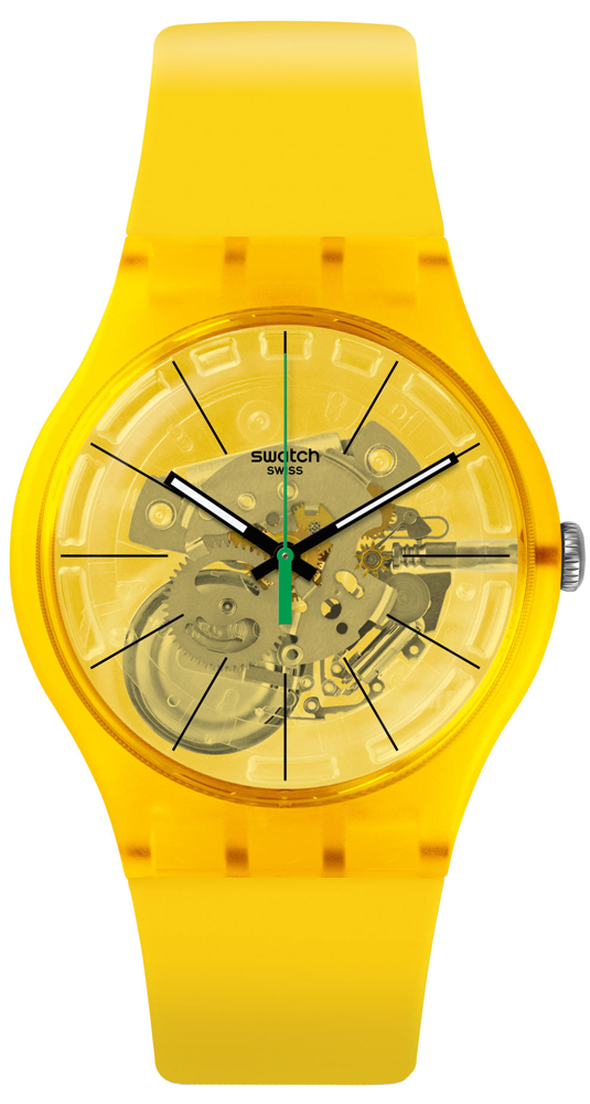 Swatch SUOJ108 - zegarek unisex