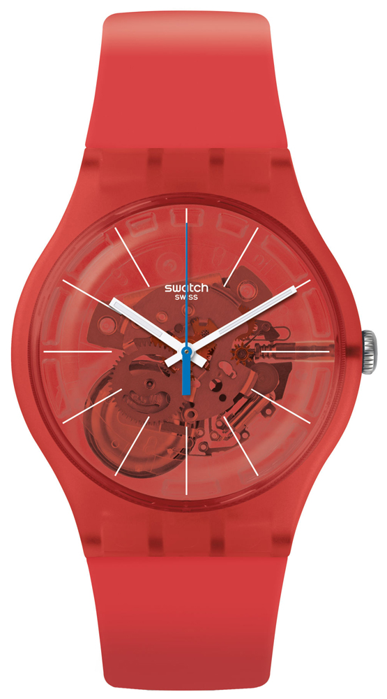Swatch SUOO105 - zegarek unisex