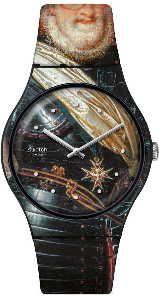 Swatch SUOZ317 - zegarek męski