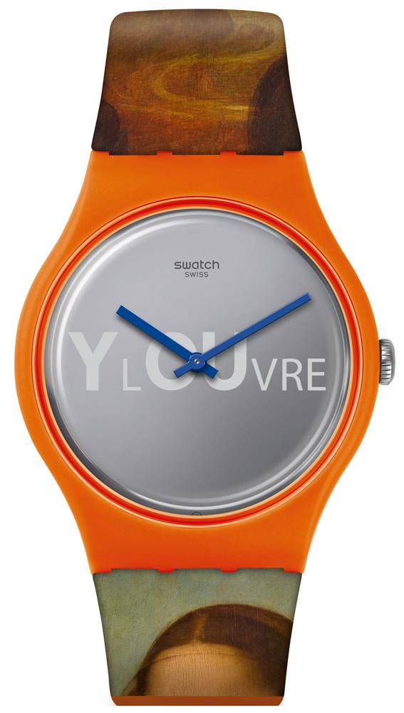 Swatch SUOZ318 - zegarek męski
