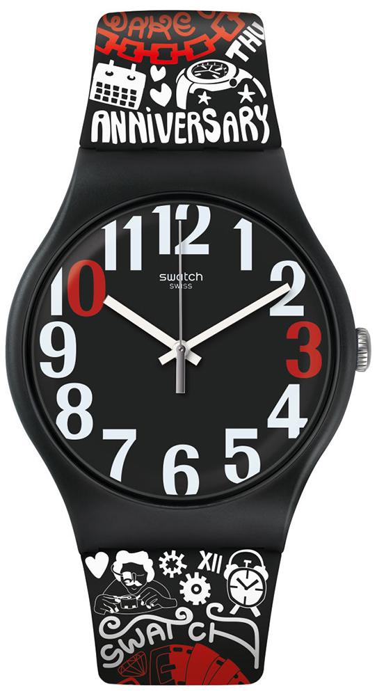Swatch SUOZ322 - zegarek męski