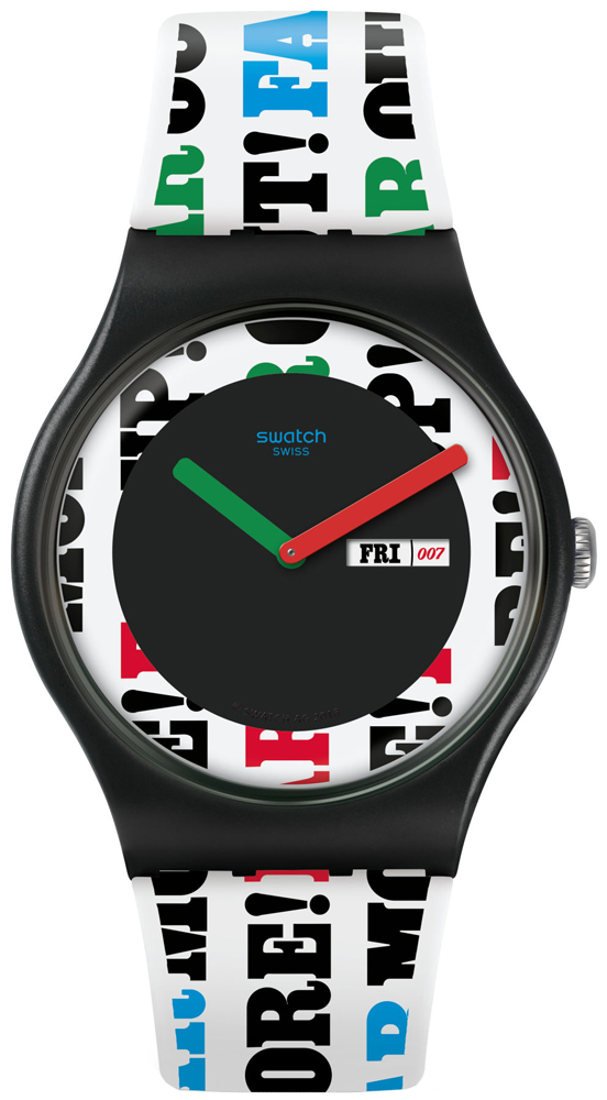 Swatch SUOZ715 - zegarek męski