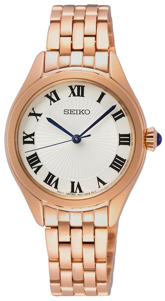 Seiko SUR332P1 - zegarek damski
