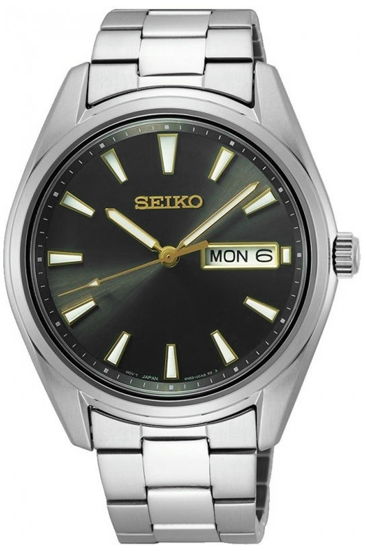 Seiko SUR343P1 - zegarek męski