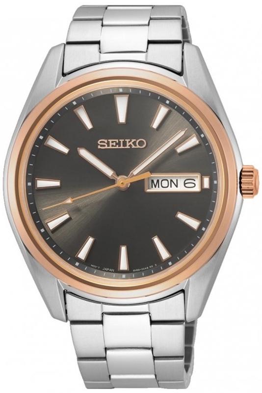 Seiko SUR344P1 - zegarek męski