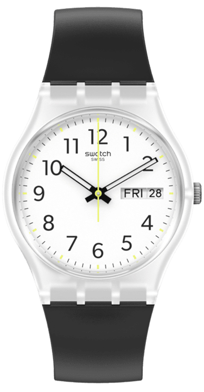 Swatch GE726 - zegarek damski