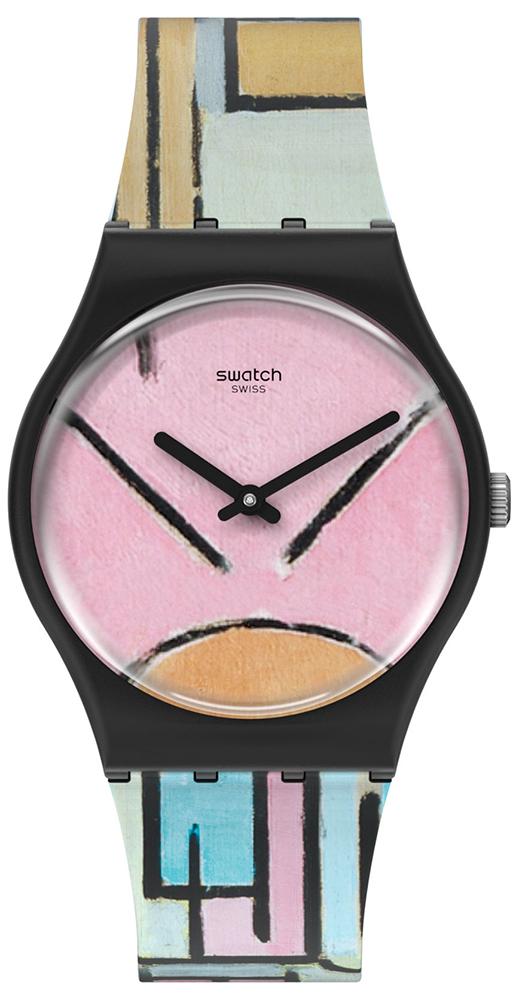 Swatch GZ350 - zegarek damski