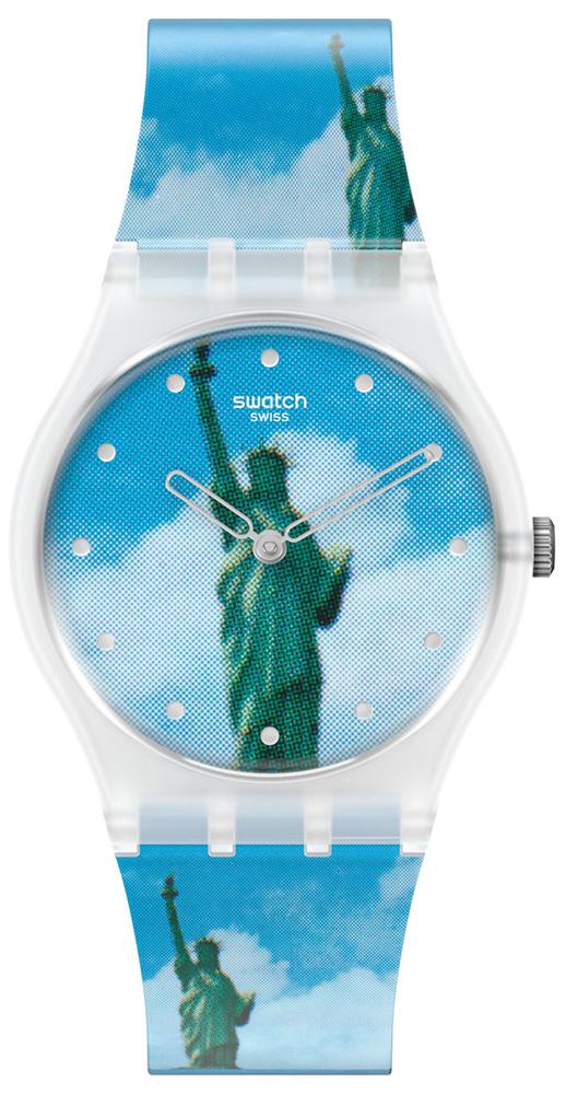 Swatch GZ351 - zegarek damski