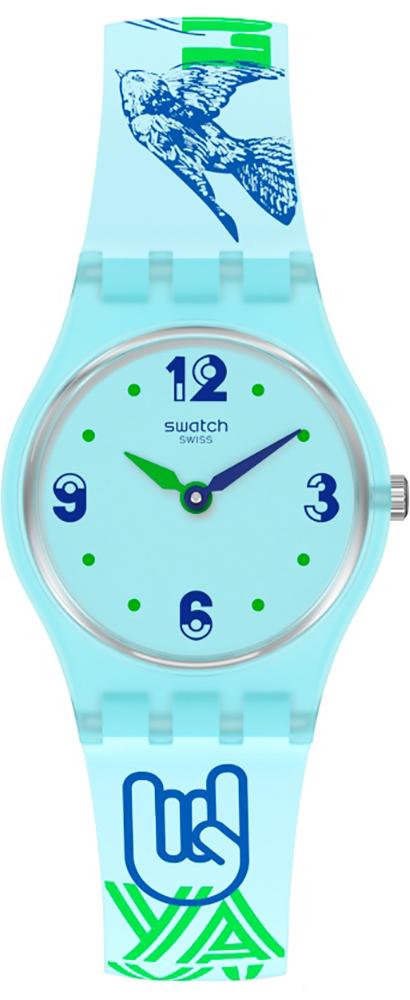 Swatch LN157 - zegarek damski