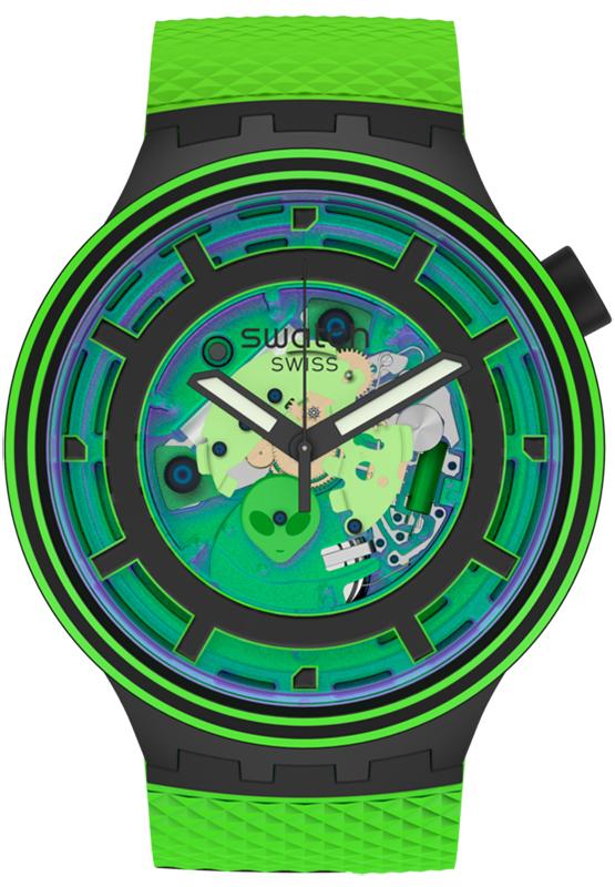 Swatch SB01B125 - zegarek męski