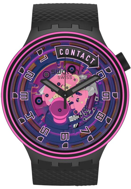 Swatch SB01B126 - zegarek męski