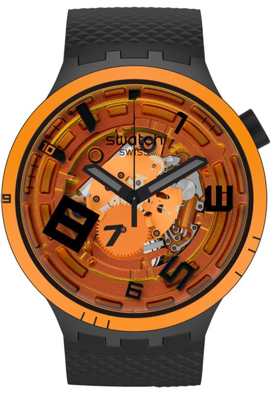 Swatch SB01B127 - zegarek męski