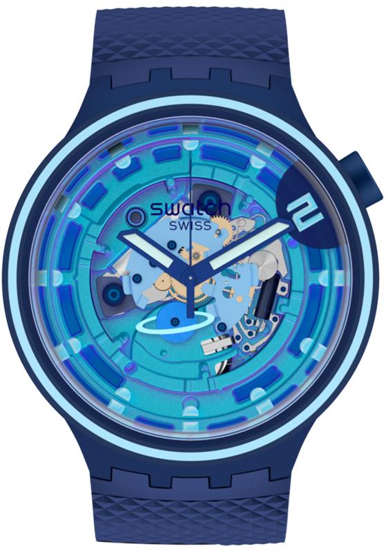 Swatch SB01N101 - zegarek męski