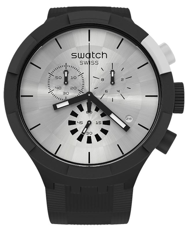 Swatch SB02B404 - zegarek męski