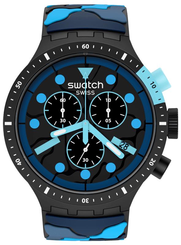Swatch SB02B408 - zegarek męski