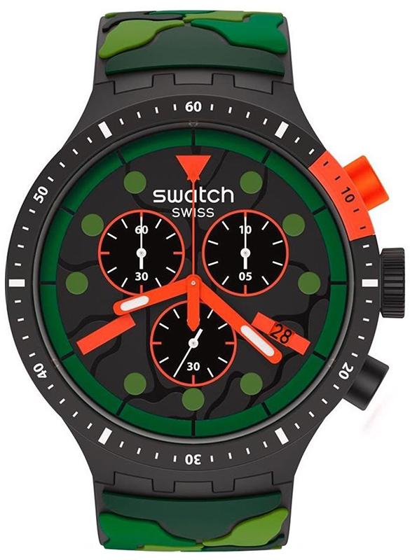 Swatch SB02B409 - zegarek męski