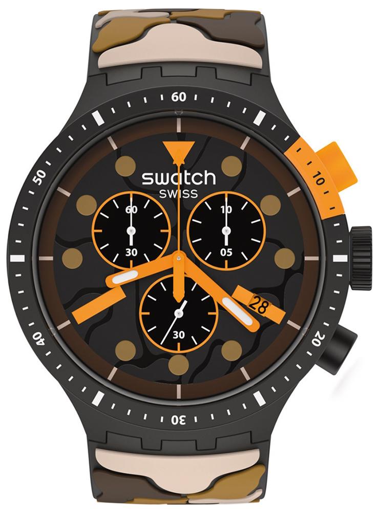 Swatch SB02B410 - zegarek męski