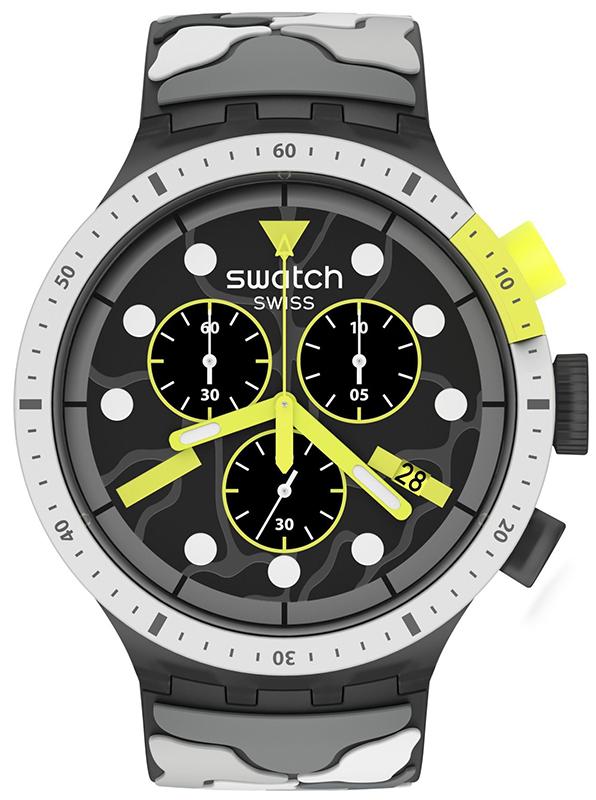 Swatch SB02M400 - zegarek męski