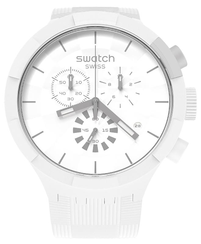 Swatch SB02W400 - zegarek męski