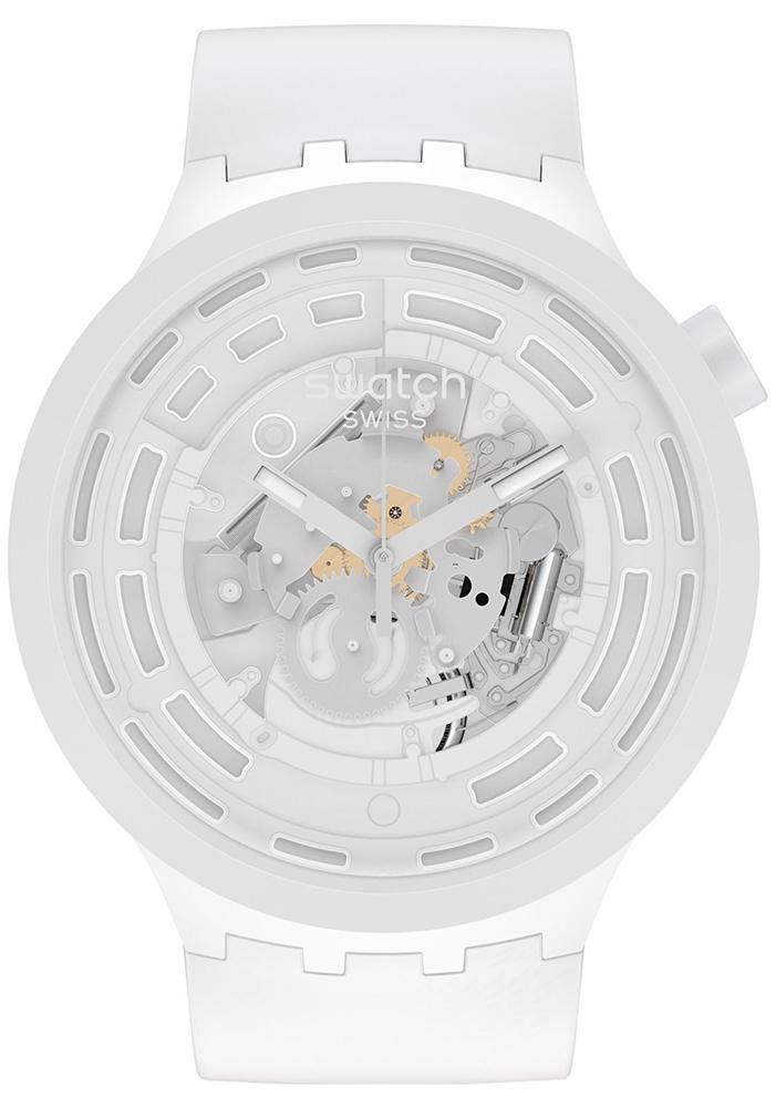 Swatch SB03W100 - zegarek unisex