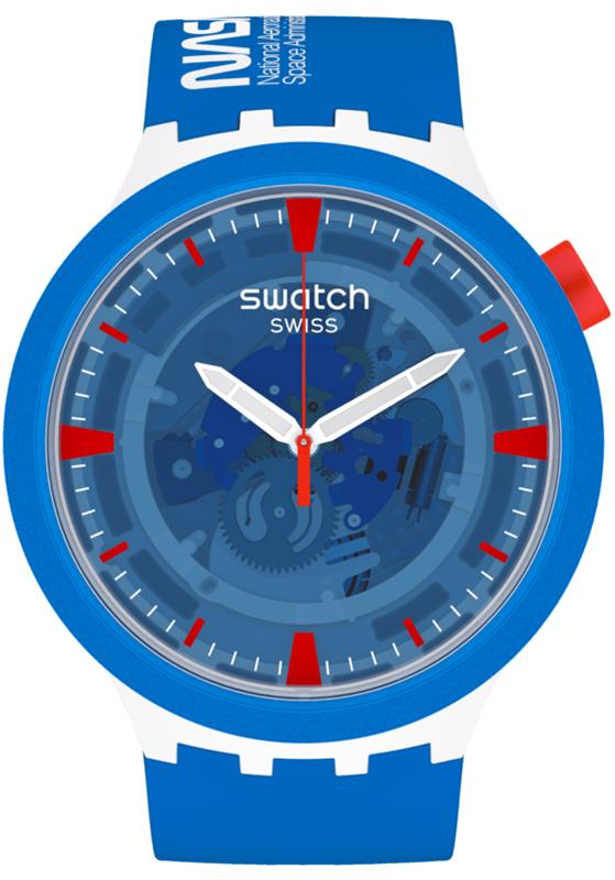 Swatch SB03Z100 - zegarek męski