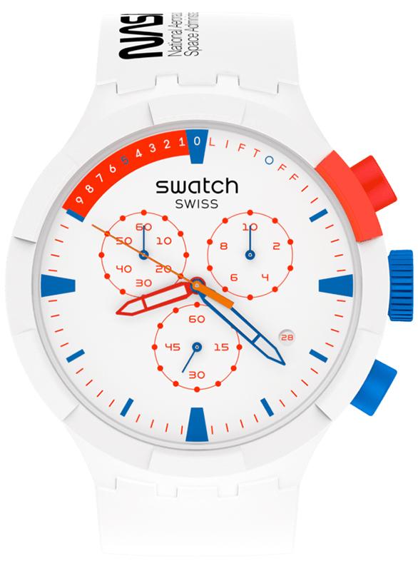 Swatch SB04Z400 - zegarek męski
