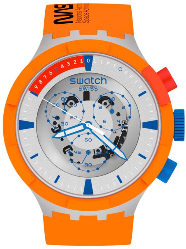 Swatch SB04Z401 - zegarek męski