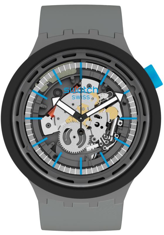 Swatch SO27M104-5300 - zegarek męski