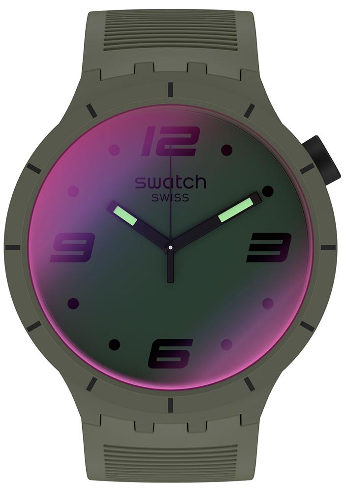 Swatch SO27M105 - zegarek męski