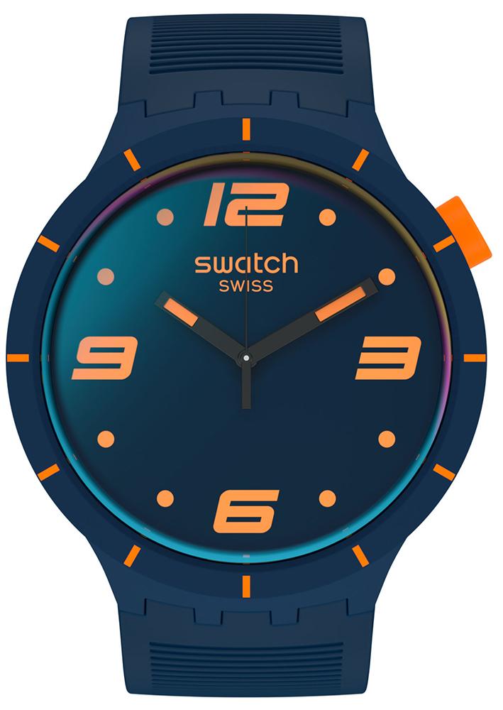 Swatch SO27N110 - zegarek męski