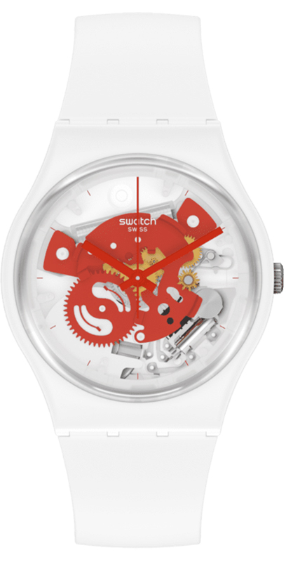 Swatch SO31W104 - zegarek damski