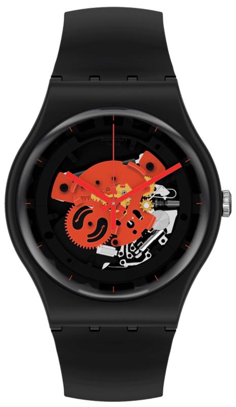Swatch SO32B110 - zegarek męski