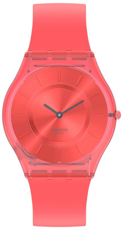 Swatch SS08R100 - zegarek damski