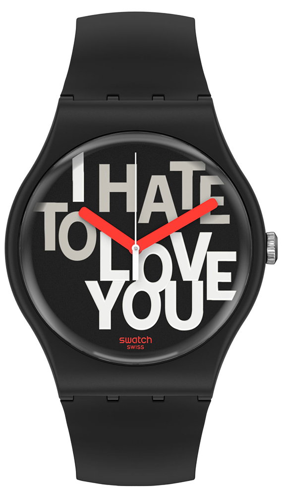 Swatch SUOB185 - zegarek męski