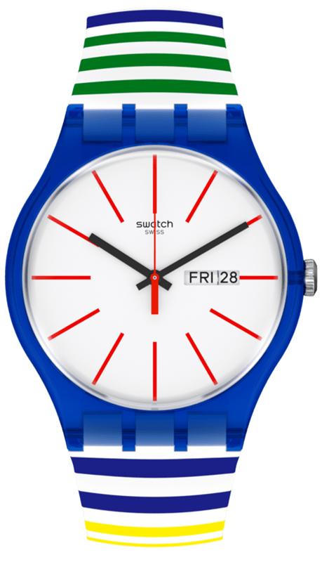 Swatch SUON715 - zegarek męski