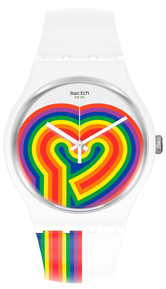 Swatch SUOW171 - zegarek unisex