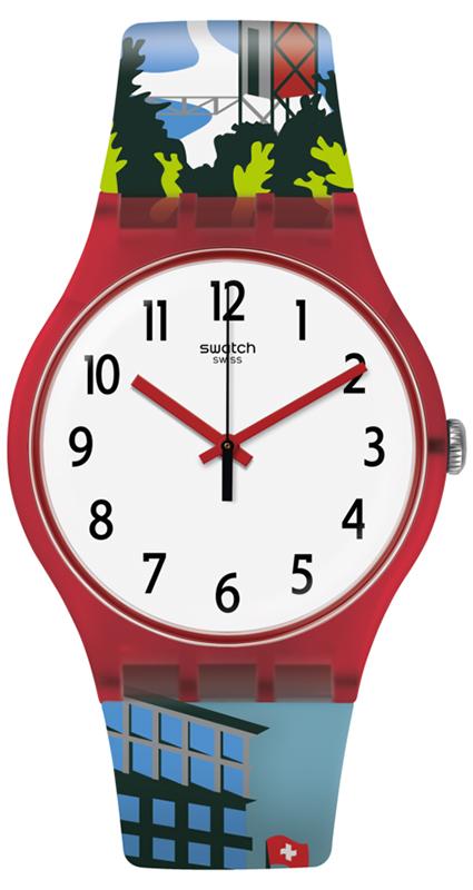 Swatch SUOZ320 - zegarek męski