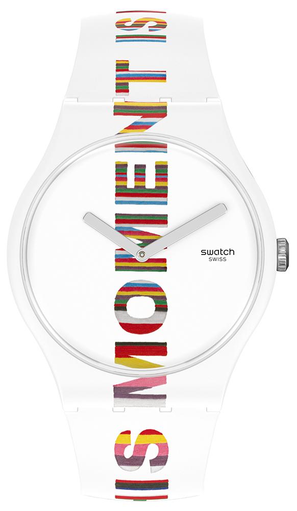 Swatch SUOZ330 - zegarek męski