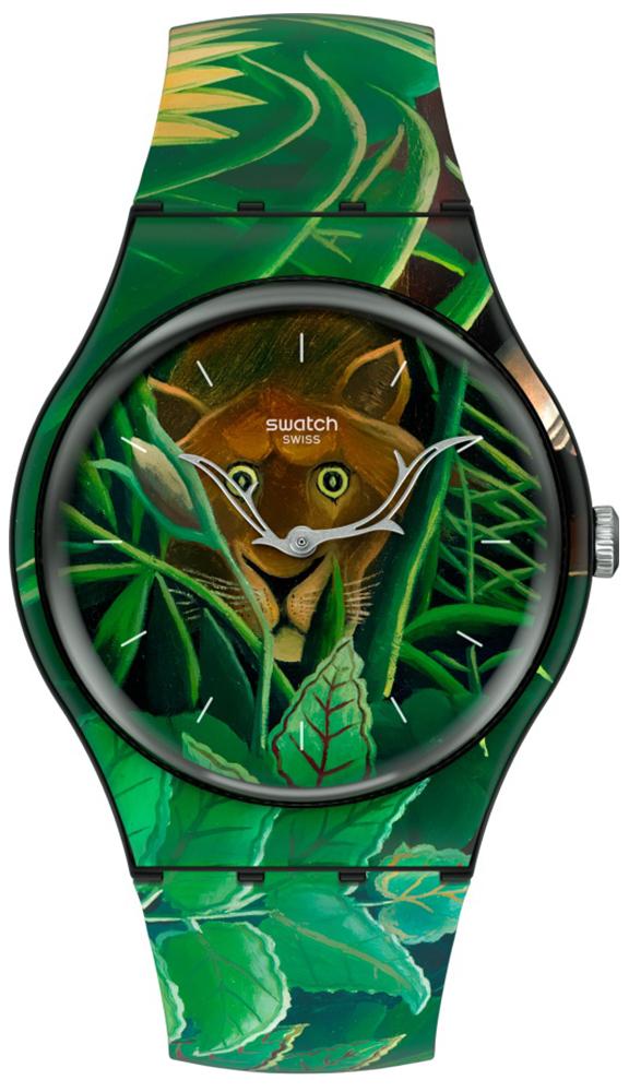 Swatch SUOZ333 - zegarek męski