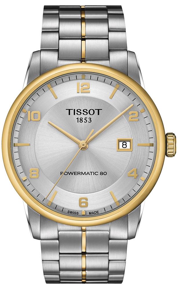 Tissot T086.407.22.037.00 - zegarek męski