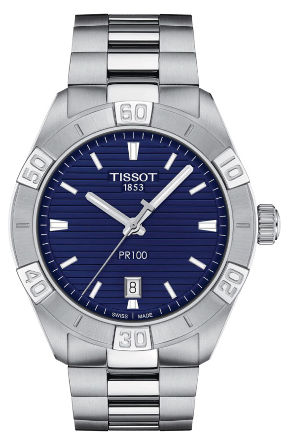Tissot T101.610.11.041.00 - zegarek męski
