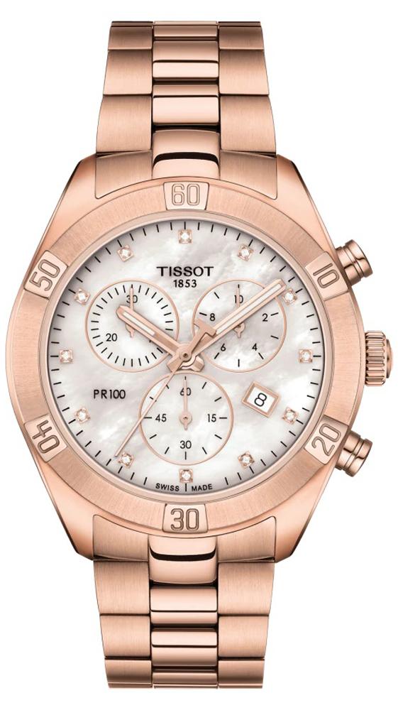 Tissot T101.917.33.116.00 - zegarek damski