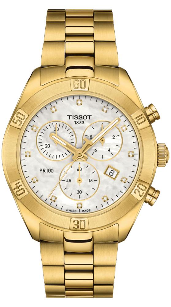 Tissot T101.917.33.116.01 - zegarek damski