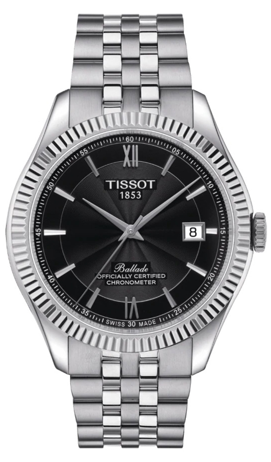 Tissot T108.408.11.058.00 - zegarek męski