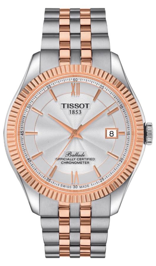Tissot T108.408.22.278.00 - zegarek męski